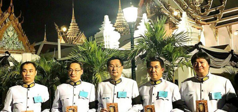 Netizen Pay homage to King Bhumibol Adulyadej at Royal Palace