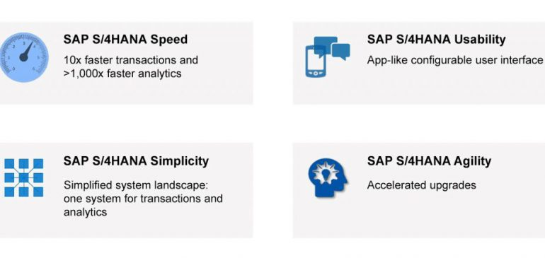 NETIZEN S/4HANA PEONY offers breakthrough features for process innovation