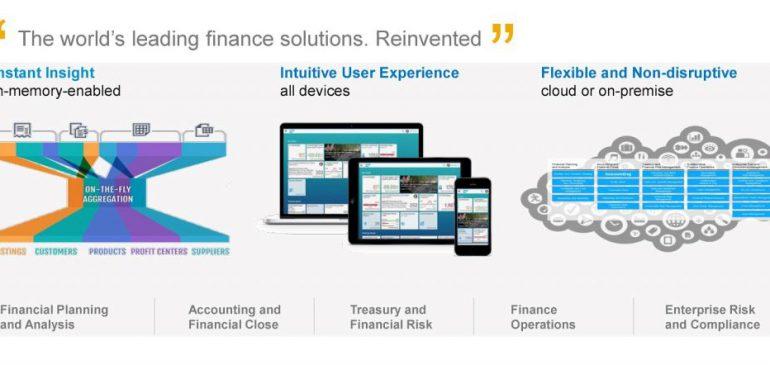 Simple Finance in NETIZEN S/4HANA PEONY