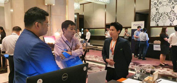 ทีม Business Solution แนะนำและให้คำปรึกษาระบบ Netizen Peony และ Netizen Arabica ที่ตอบสนองความต้องการธุรกิจ