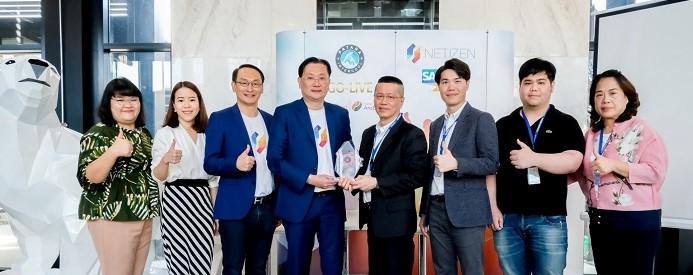 ERP Netizen Arabica นำบริษัท Cooling แห่งแรกในประเทศไทยขึ้นเป็น Smart Factory