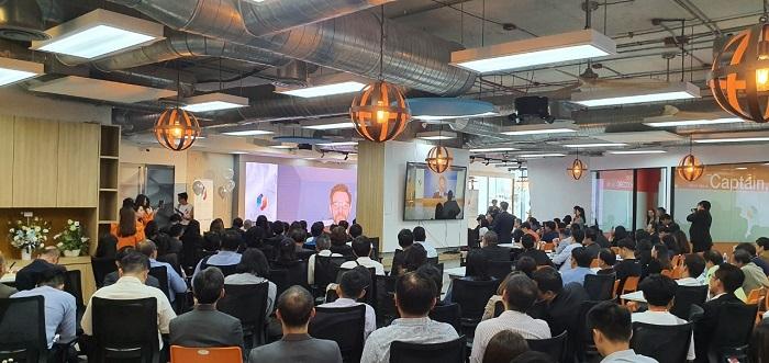 ภาพบรรยากาศภายในงานเฉลิมฉลองความสำเร็จ Netizen Platinum Day