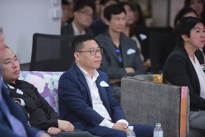 ภาพบรรยากาศผู้เข้าร่วมงาน Netizen เปิดตัวร่วมกับเหล่าพาร์ทเนอร์จากหลากหลายวงการ