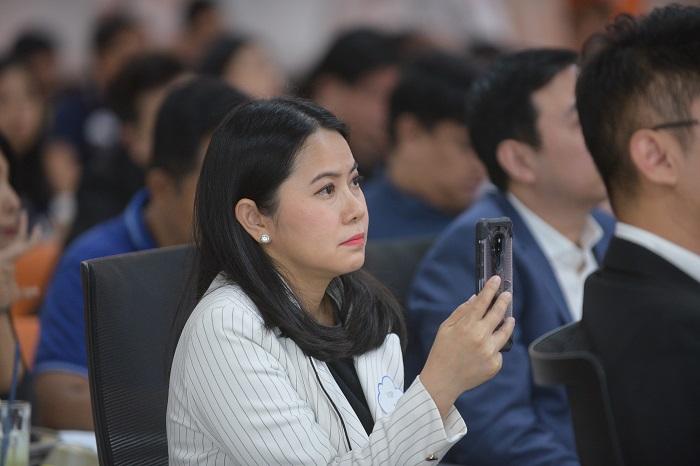 ภาพบรรยากาศภายในงาน Netizen Platinum Day