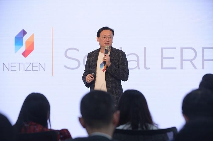 คุณกฤษดา สาธุกิจชัย ประธานเจ้าหน้าที่ฝ่ายบริหาร Netizen เผยเทคโนโลยีจะเข้ามาสร้างการเปลี่ยนแปลงวงการ ERP มิติใหม่