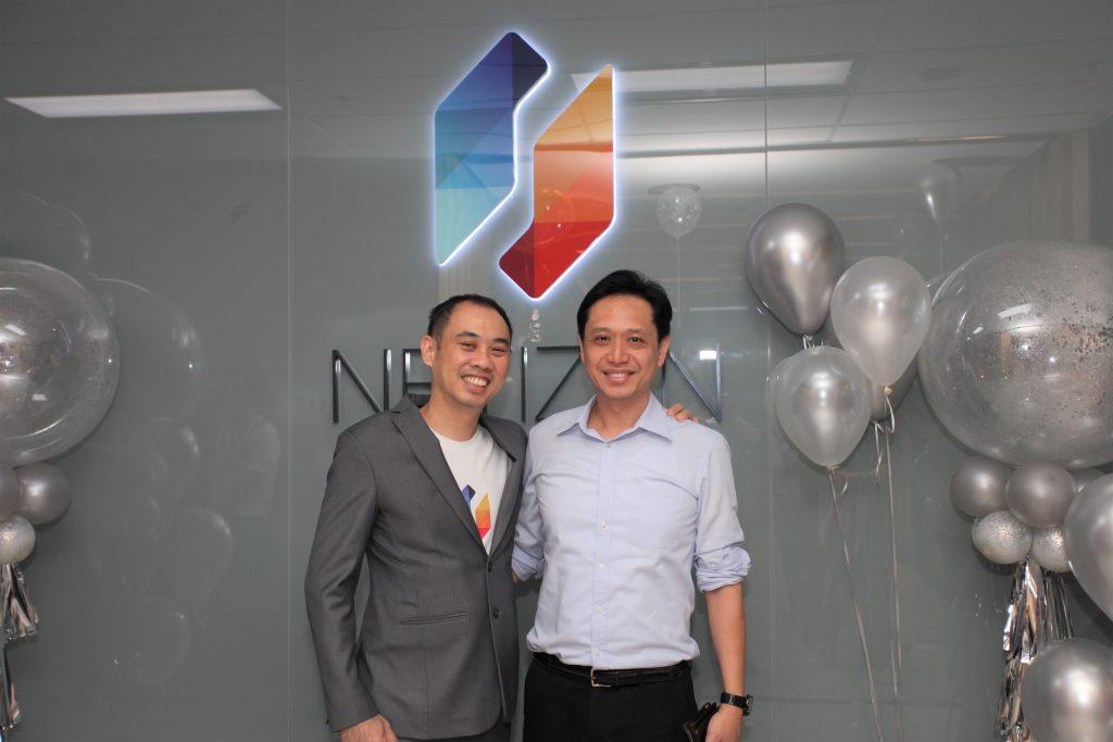 Demeter ICT Co.,Ltd ร่วมแสดงความยินดีและร่วมเฉลิมฉลองให้กับ Netizen ภายในงาน Netizen Platinum Day