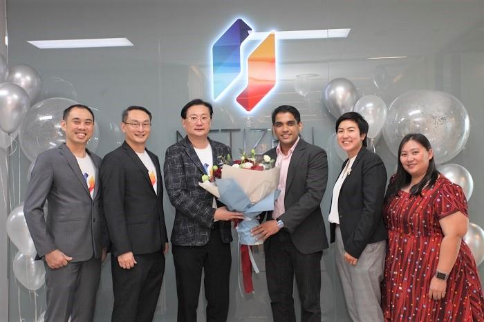 SAP ร่วมแสดงความยินดีและร่วมเฉลิมฉลองให้กับ Netizen ภายในงาน Netizen Platinum Day