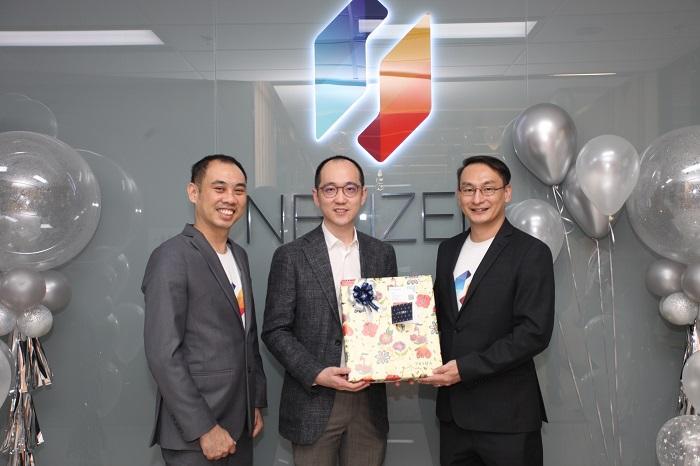 Chavakit Ruam Yang Co.,Ltd ร่วมแสดงความยินดีและร่วมเฉลิมฉลองให้กับ Netizen ภายในงาน Netizen Platinum Day