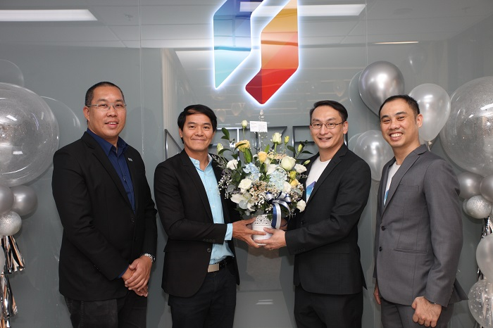 Hewlett Packard Enterprise Ltd ร่วมแสดงความยินดีและร่วมเฉลิมฉลองให้กับ Netizen ภายในงาน Netizen Platinum Day