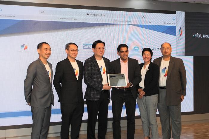 เฉลิมฉลองการลงนามครั้งประวัติศาสตร์ของ Netizen ที่ได้รับการเลื่อนขั้นให้เป็น SAP Platinum Partner พาร์ทเนอร์ระดับสูงสุดของ SAP และก้าวสู่การเป็นสมาชิก United VARs อย่างเป็นทางการ