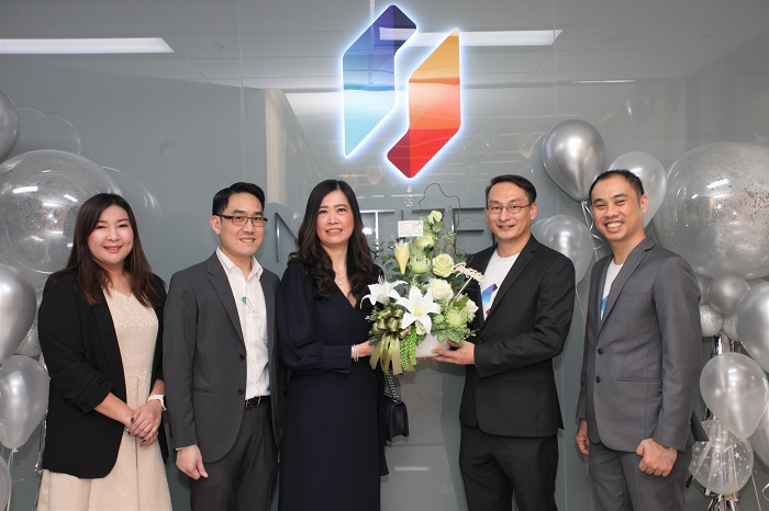 Metro Connect Co.,Ltd ร่วมแสดงความยินดีและร่วมเฉลิมฉลองให้กับ Netizen ภายในงาน Netizen Platinum Day