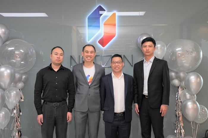 Huawei Technologies (Thailand) Co.,Ltd ร่วมแสดงความยินดีและร่วมเฉลิมฉลองให้กับ Netizen ภายในงาน Netizen Platinum Day