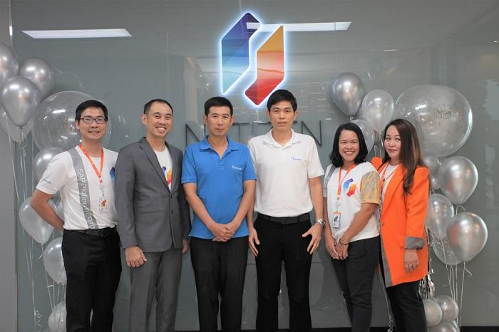 Poonsub Can Co.,Ltd ร่วมแสดงความยินดีและร่วมเฉลิมฉลองให้กับ Netizen ภายในงาน Netizen Platinum Day