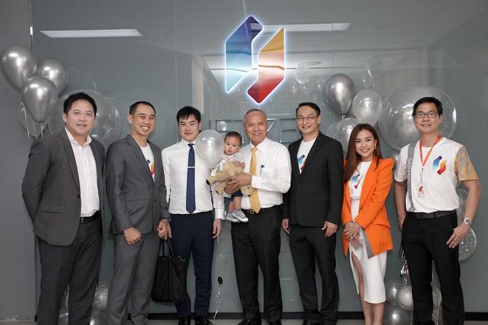 Synphaet Co.,Ltd ร่วมแสดงความยินดีและร่วมเฉลิมฉลองให้กับ Netizen ภายในงาน Netizen Platinum Day