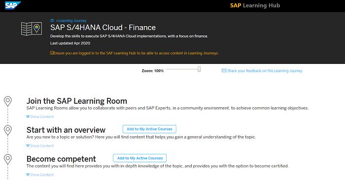 SAP เปิดคอร์สเรียน Digital Learning Offering เป็นระยะเวลากว่า 90 วัน ฟรี