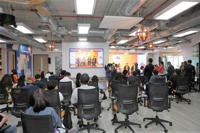 ภาพบรรยากาศงานแถลงข่าวเปิดตัว netizen.cloud คล่าวด์สำหรับ SAP ERP