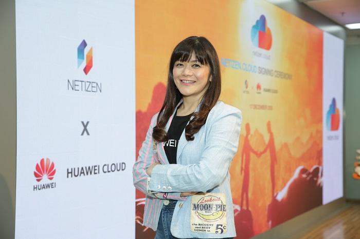 คุณปิยะธิดา อิทธิระวิวงศ์ ประธานกรรมการ ประธานกรรมการ ธุรกิจคราวด์ Huawei Technologies (Thailand)