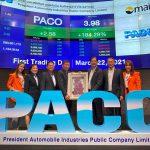 Netizen ร่วมแสดงความยินดี ERP Netizen Arabica ช่วยหนุนเทคโนโลยี PACO เข้าเทรด MAI ครั้งแรก วันนี้ ราคาหุ้นพุ่งทะยาน 4.20