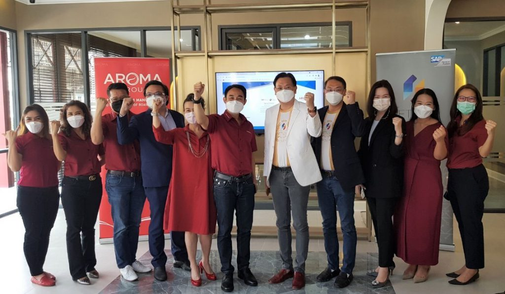 Aroma Group Signing Day 4
